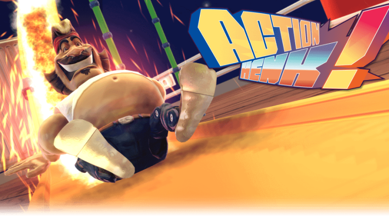 Game Review: Action Henk (Xbox One)