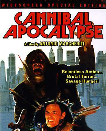 Horror Movie Review: Cannibal Apocalypse (1980)