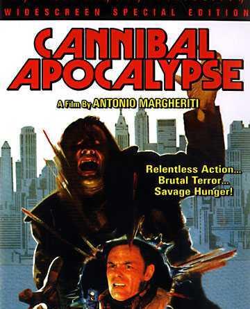Horror Movie Review: Cannibal Apocalypse (1980)