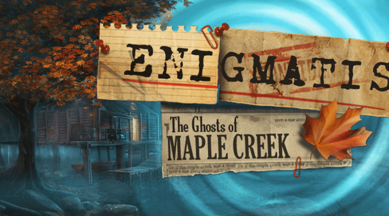 Game Review: Enigmatis: Ghosts of Maple Creek (Xbox One)