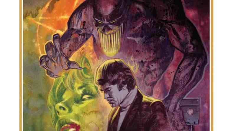 Comic Book Review: Video Nasty