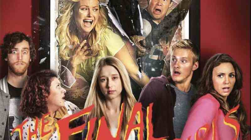 Horror Movie Review: The Final Girls (2015)