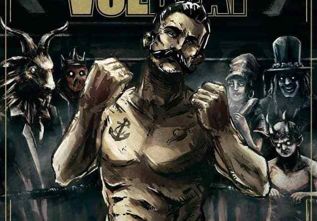 Album Review: Volbeat – Seal The Deal & Let's Boogie (Vertigo)