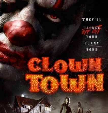 Horror Movie Review: Clown Town (2016)