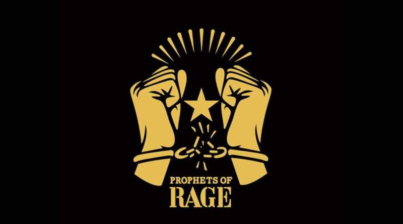 EP Review: Prophets of Rage – The Party's Over (Self Released)