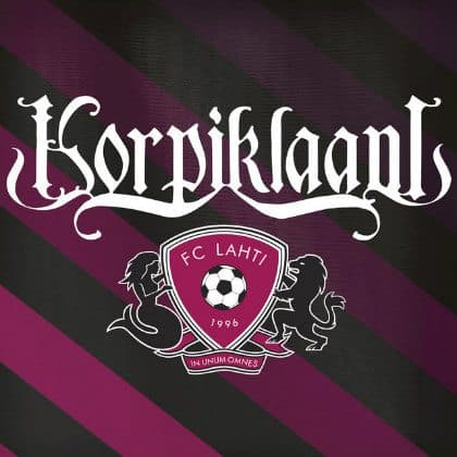 Single Slam – FC Lahti by Korpiklaani