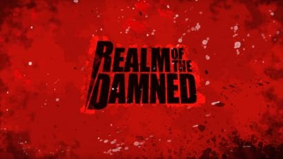 Animated Motion Comic Review: Realm of the Damned (2016)