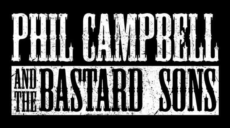 EP Review: Phil Campbell And The Bastard Sons – Phil Campbell And The Bastard Sons (UDR Records)