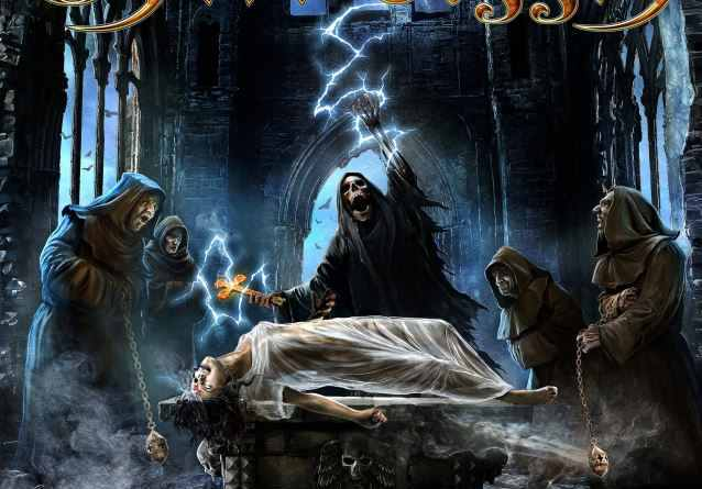 Album Review: Grave Digger – Healed By Metal (Napalm Records)