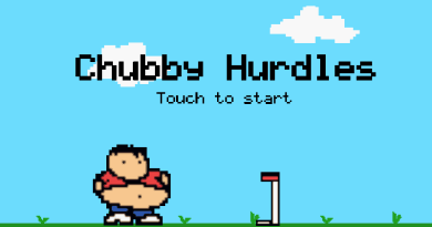 Chubby Hurdles Main Cover
