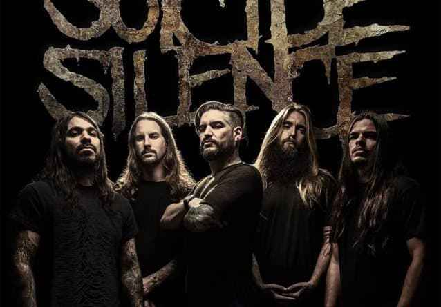 Single Slam – Silence by Suicide Silence (Suicide Silence)
