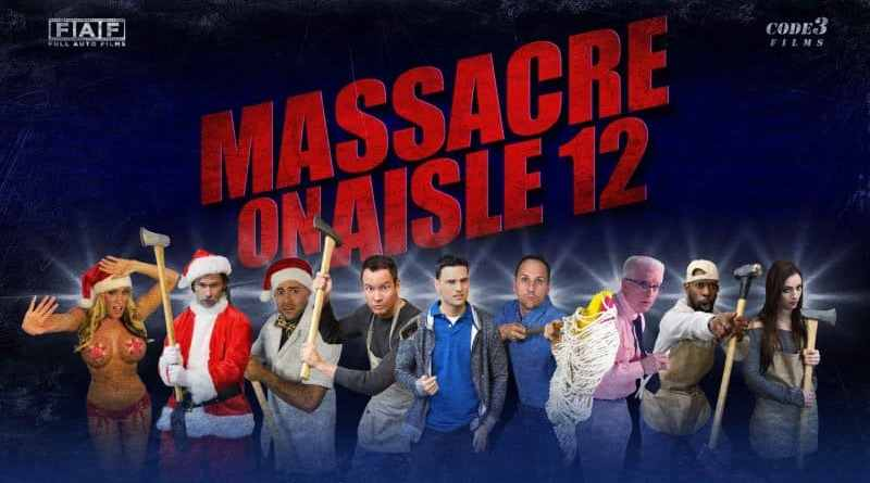 Horror Movie Review: Massacre on Aisle 12 (2016)