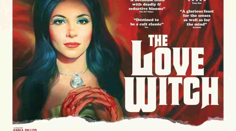 Horror Movie Review: The Love Witch (2016)