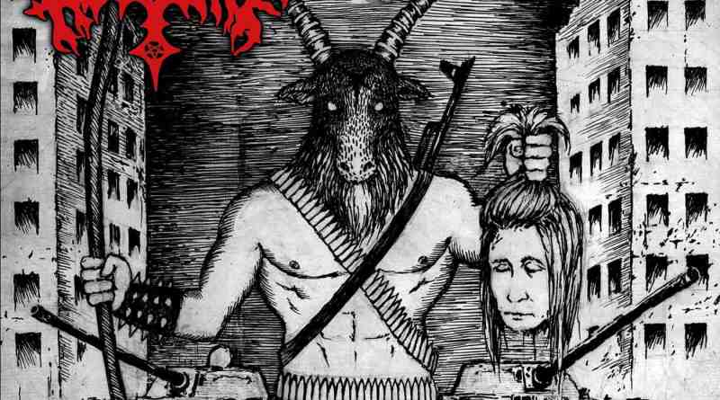 EP Review: Hellfire – Goat Revenge (Witches Brew)