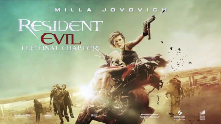 Game Movie Review: Resident Evil: The Final Chapter (2016)
