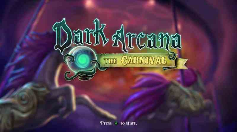 Game Review: Dark Arcana: The Carnival (Xbox One)