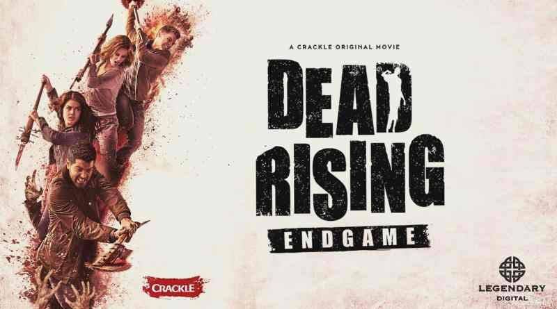 Video – Game Movie: Dead Rising: Endgame (2016)