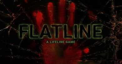 Flatline Main Cover