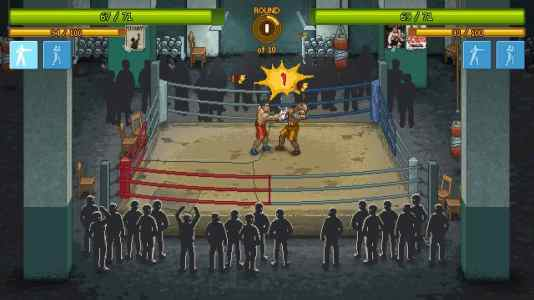 Punch Club 2