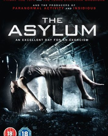 Horror Movie Review: The Asylum (2015)