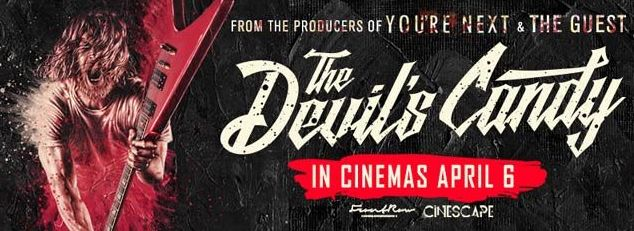 Horror Movie Review: The Devil's Candy (2017)