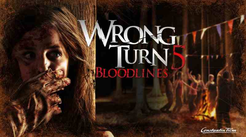 Horror Movie Review: Wrong Turn 5 – Bloodlines (2012)