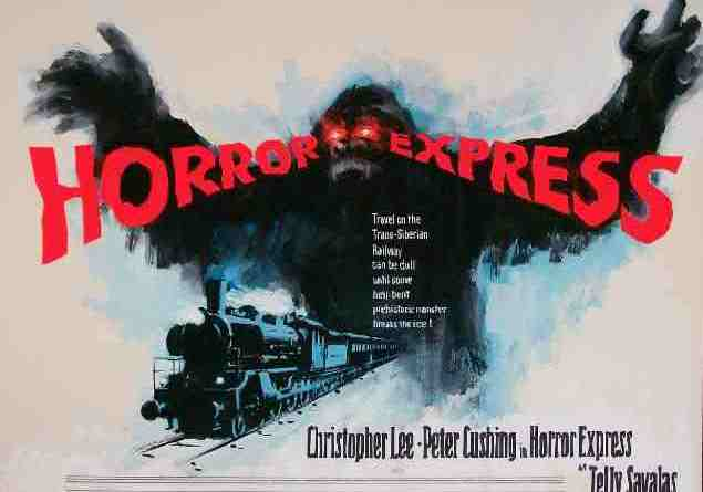 Horror Movie Review: Horror Express (1972)