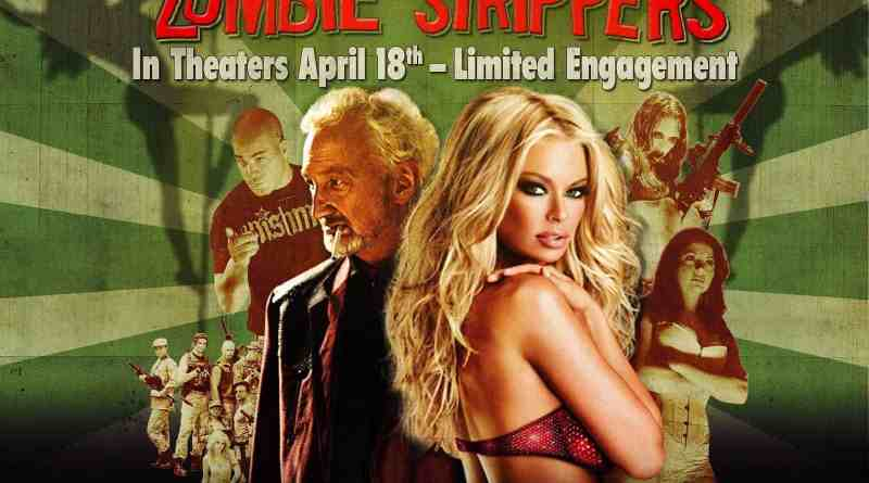 Horror Movie Review: Zombie Strippers (2008)