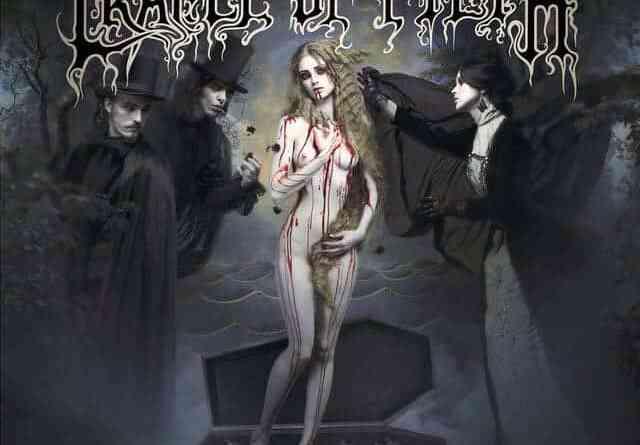 Single Slam – Heartbreak and Seance by Cradle of Filth (Cryptorania – The Seductiveness of Decay)
