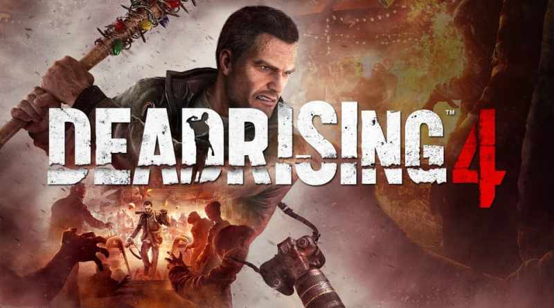 Game Review: Dead Rising 4 + DLC (Xbox One)