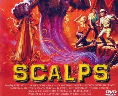 Horror Movie Review: Scalps (1983)