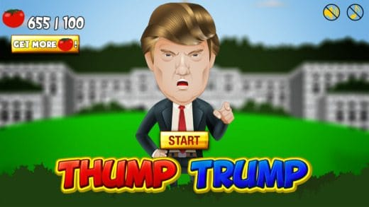 Game Review: Thump Trump (Mobile – Free to Play)