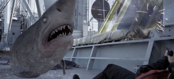 Horror Movie Review: Ice Sharks (2016) - Games, Brrraaains & A Head-Banging  Life