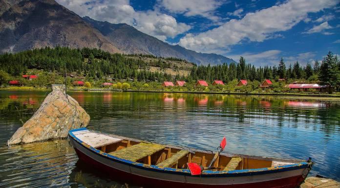 Kachura Lakes Skardu