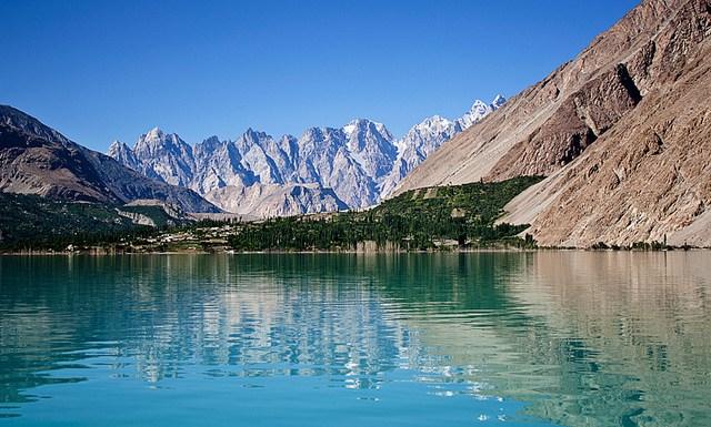 Attabad Lake Hunza