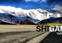 Places to Visit at Shigar