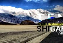 Places to Visit at Shigar