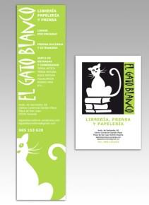 El Gato Blanco - Librería