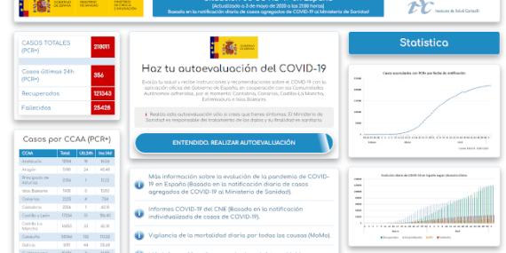 SMS fraudulento suplantando al Instituto de Salud Carlos III