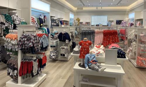 Carters's abre primeira loja no Brasil