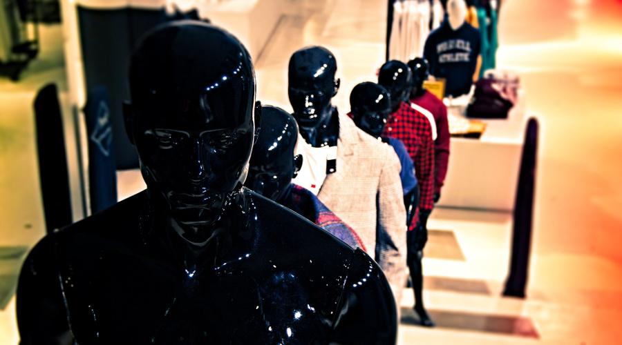 Setembro mostra inflação de roupas