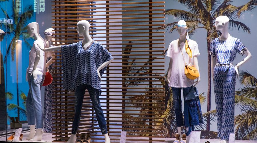 Varejo de moda dá um salto em outubro
