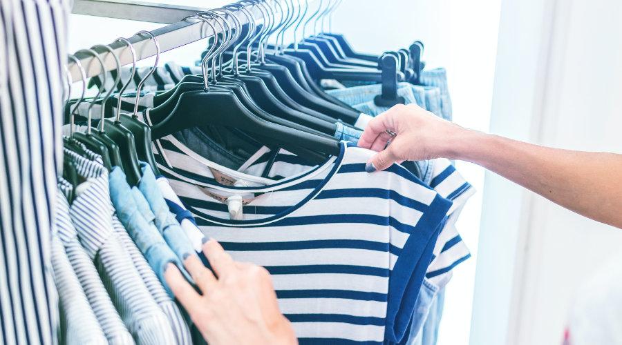 Varejo de moda avançou mais devagar
