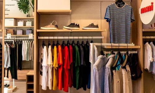 Arezzo avança no setor de vestuário