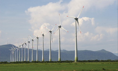 Fontes renováveis de energia no Brasil