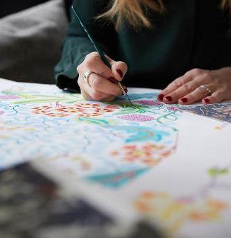 Pettenati faz parceria com Liberty Fabrics