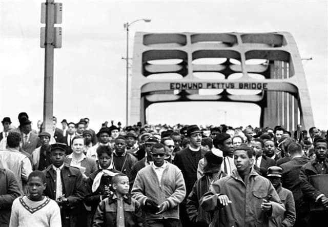 Bridge Crossing, March 7, 1965