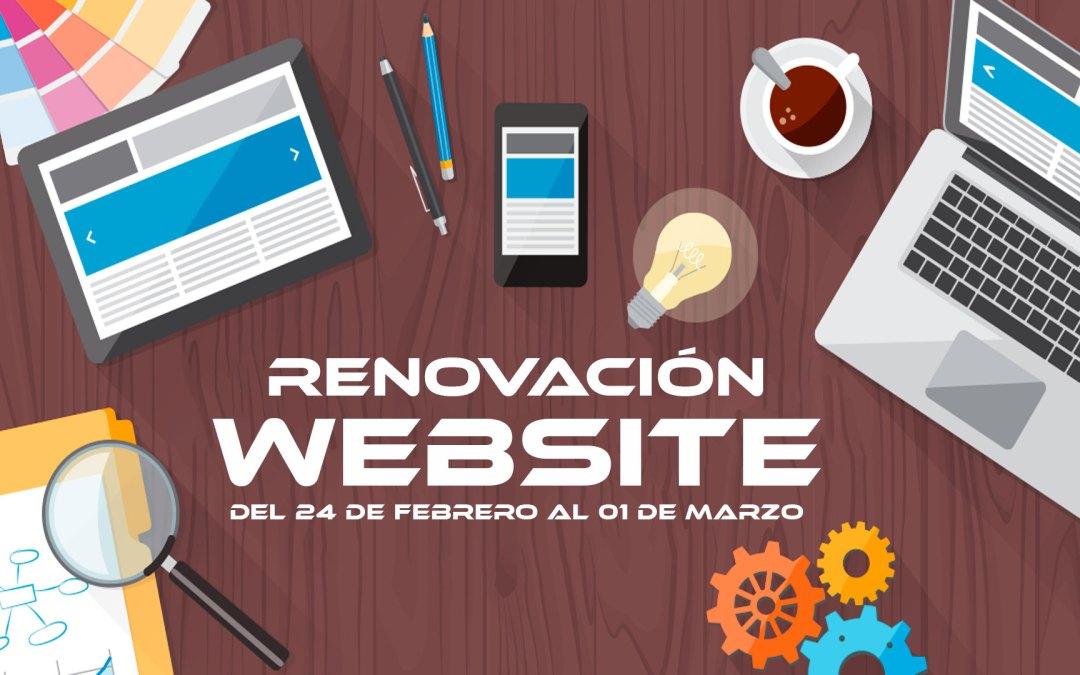 ✅✅✅Periodo de mantenimiento y renovación