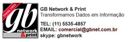 logo GB com dados contato