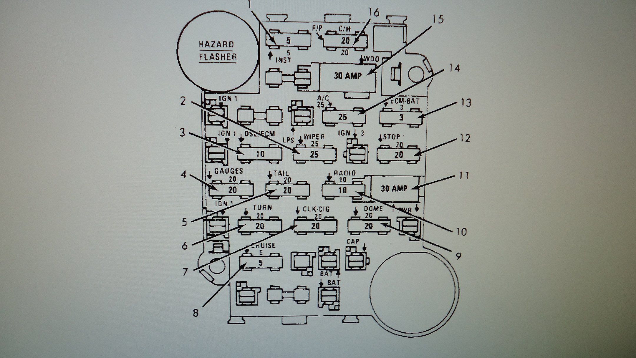 1979 Chevy Corvette Fuse Box Diagram Wiring Library Layout